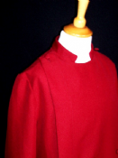 York Junior Double Breasted Choir Cassock
